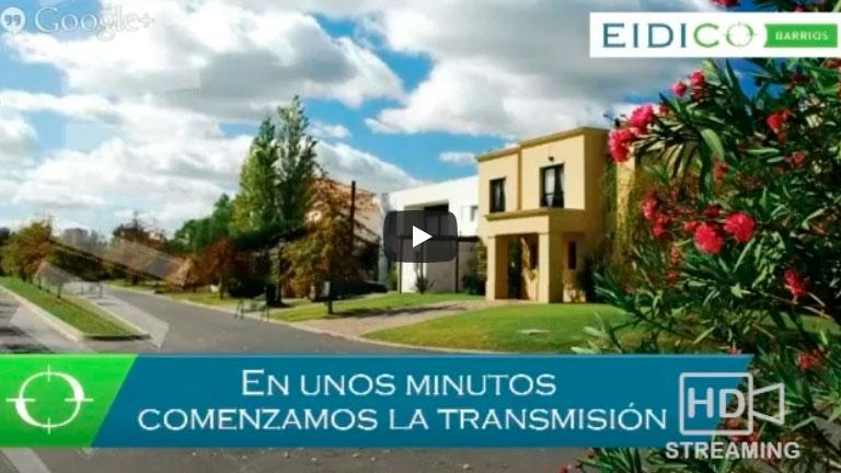 Eidico – Reunión Informativa – Barrio Santo Tomas