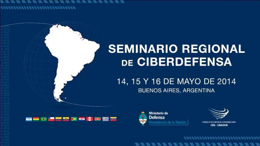 Seminario Regional de Ciberdefensa