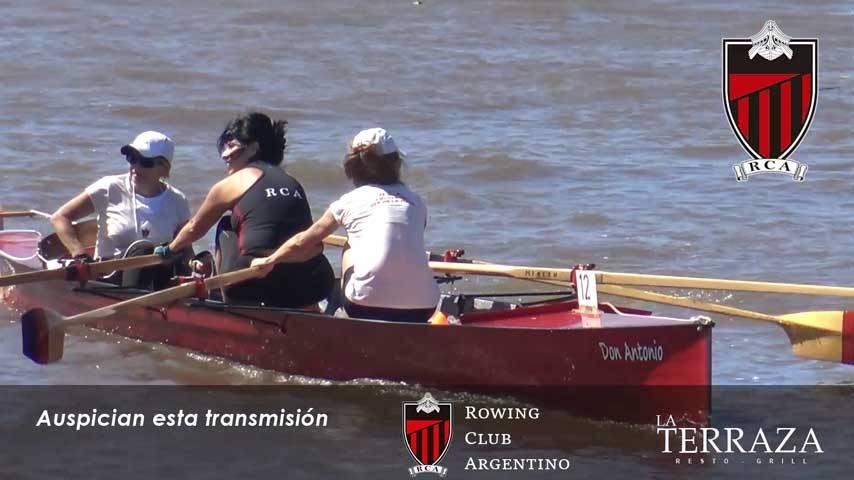 Rowing Club Argentino – Regata Día Internacional de la Mujer