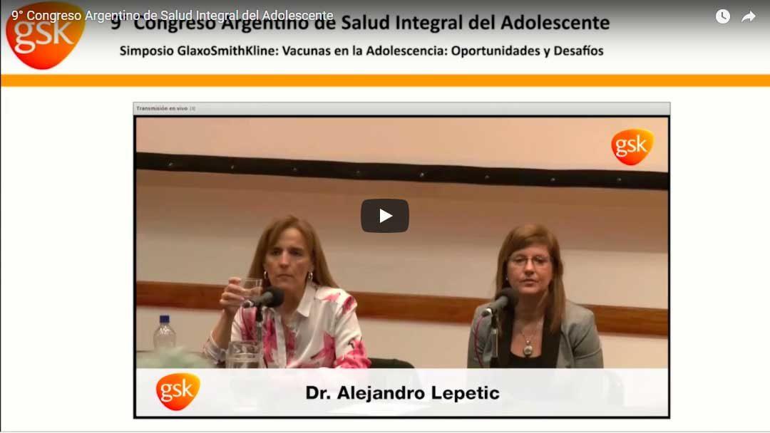 9° Congreso Argentino de Salud Integral del Adolescente