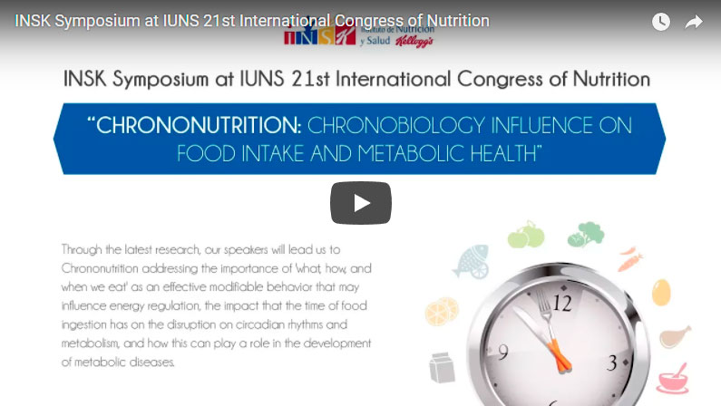 INSK Symposium at IUNS 21st International Congress of Nutrition