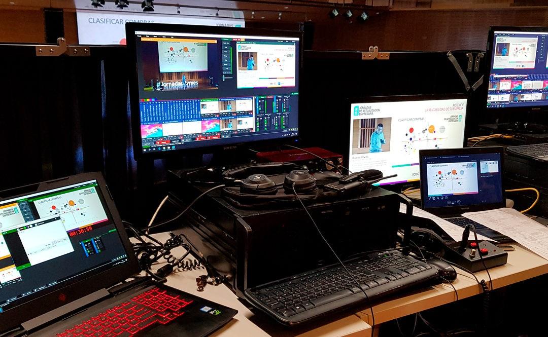 Lo que un productor o director de eventos puede hacer para su próximo evento en vivo