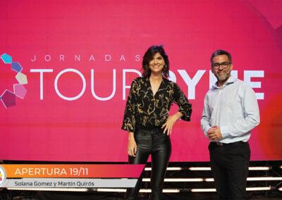 Apertura Jornada 2 Tourpyme 2020