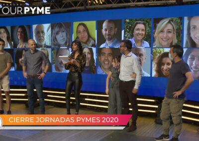 Cierre Jornadas PYMES 2020
