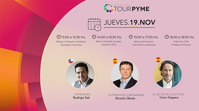 Jornadas TourPyme 2020