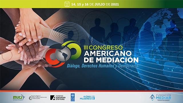 III Congreso Americano de Mediación